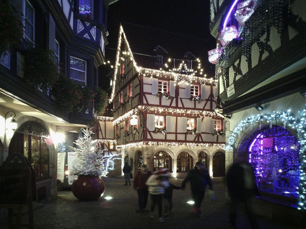 Alsace : un week-end à Colmar