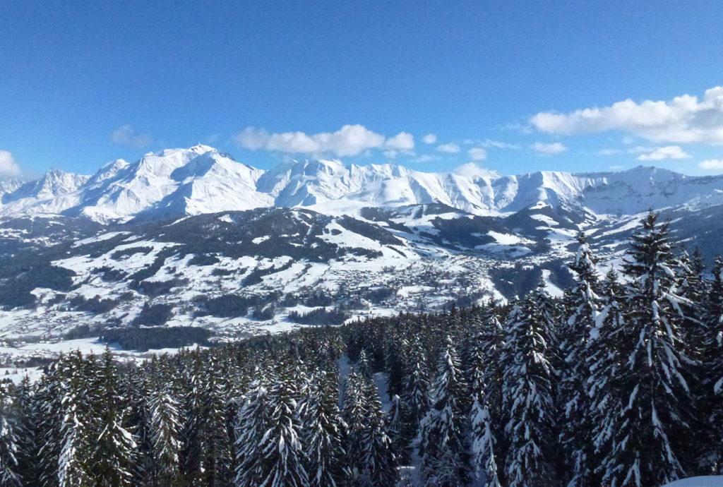 balade au Jaillet Haute-Savoie