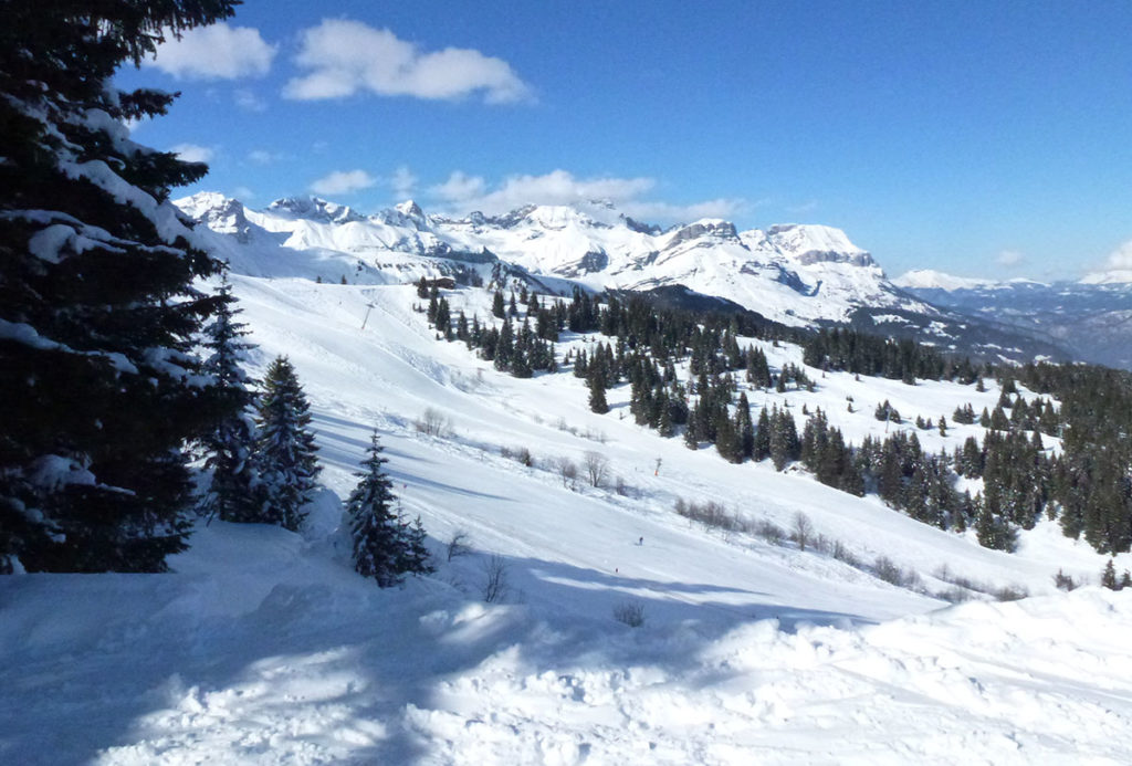 sortie Haute-Savoie la chaine des Fiz