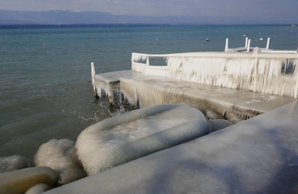 Sortie et balade au Lac Léman Haute-Savoie
