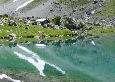 plus belles balades en famille en Haute-Savoie Lac Jovet