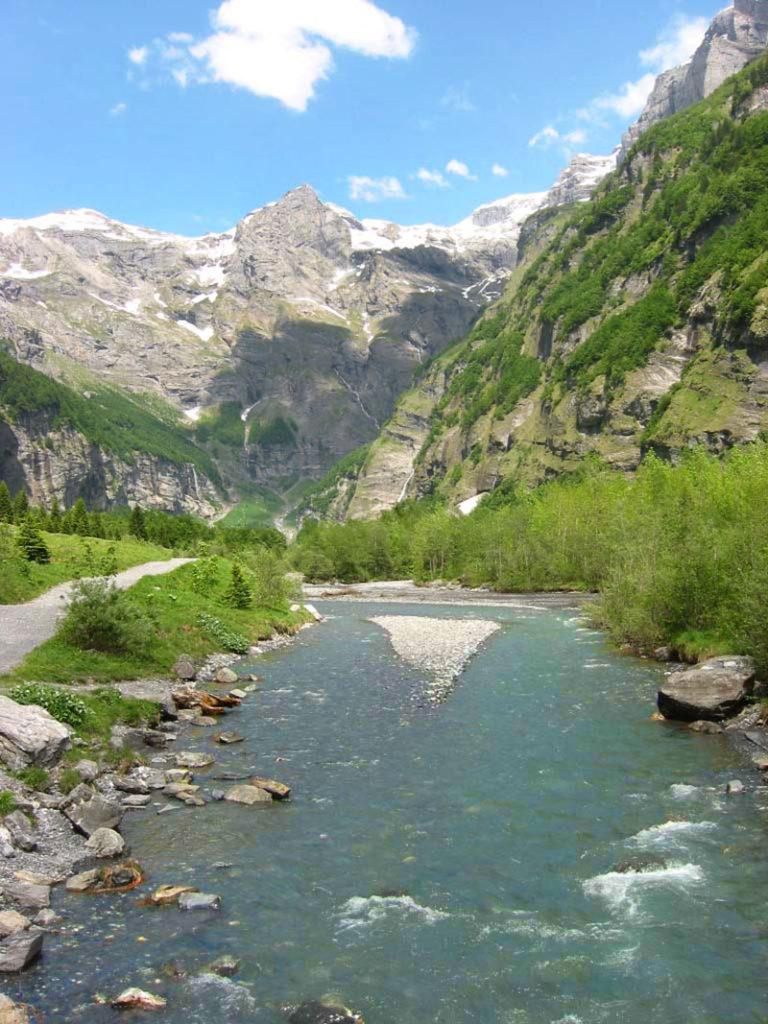 Sortie et balade Haute-Savoie Sixt le Fer à Cheval