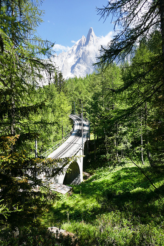 sorties Haute-Savoie Train du Montenvers Chamonix