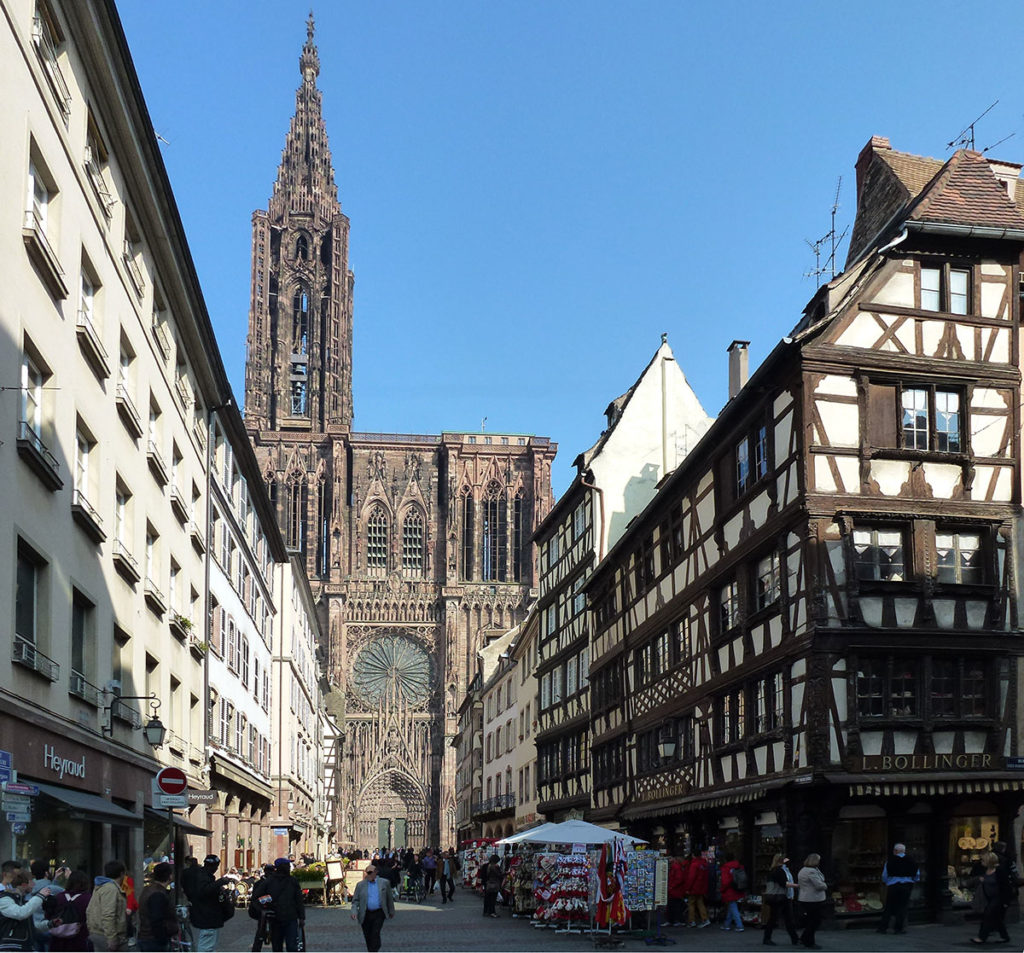 Alsace : un week-end à Strasbourg