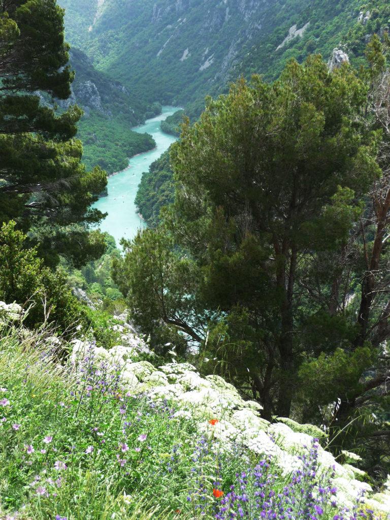 Alpes de Haute-Provence : un week-end dans le Verdon.