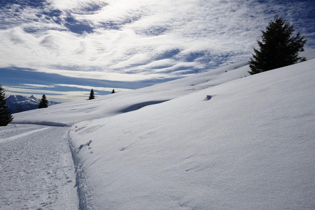 Les Gets balade au Mont Chery et au Mont Caly Haute-Savoie