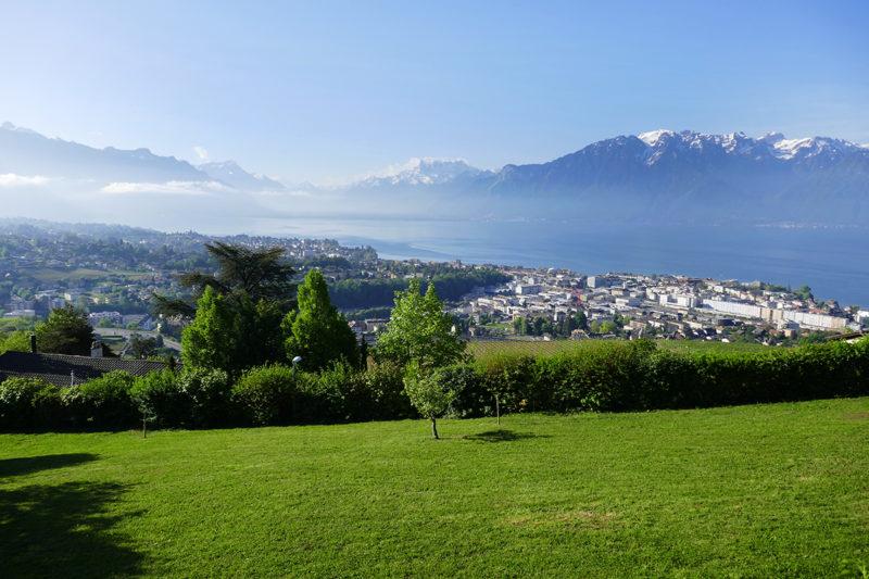 week-end Vevey vaud suisse