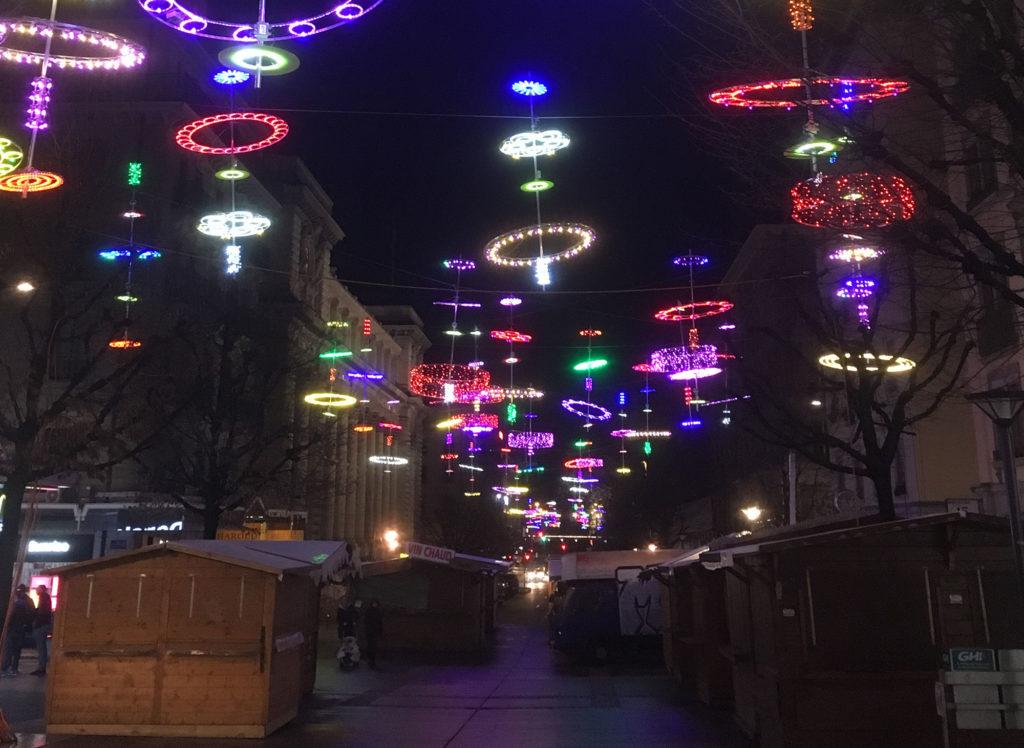 Genève : Geneva Lux festival de Lumières