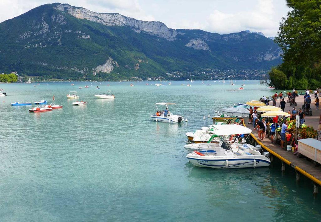 annecy balade
