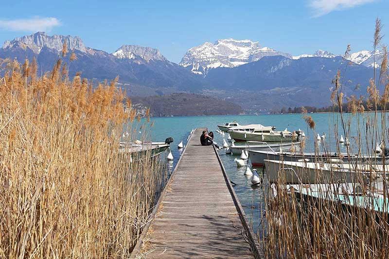 lacs de montagne haute-savoie