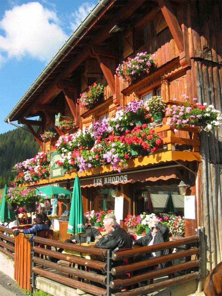 balade Haute-Savoie aux Lindarets