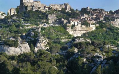 Provence : Les Baux de Provence au cœur des Alpilles