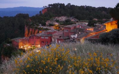 Provence : Roussillon et les Carrières d'Ocre