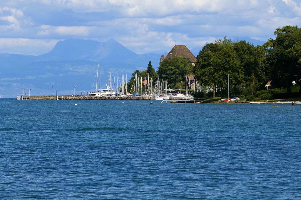 Une belle sortie famille Haute-Savoie balade à Yvoire