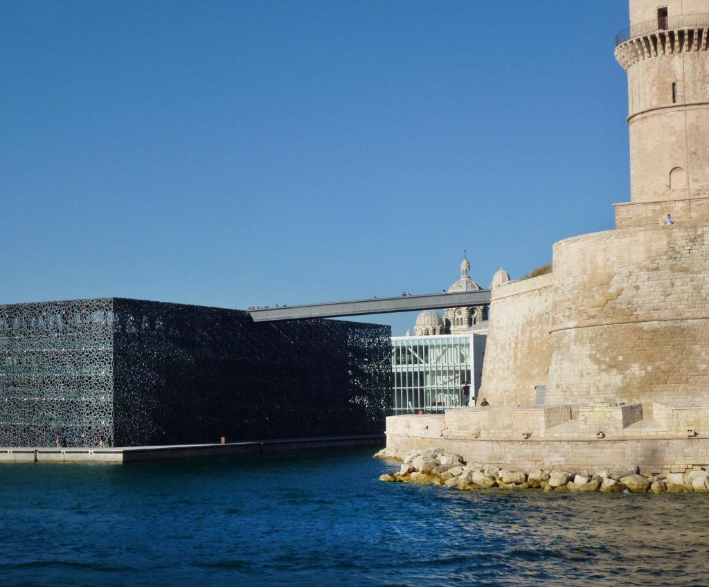balade en week-end à Marseille au Fort Saint-Jean
