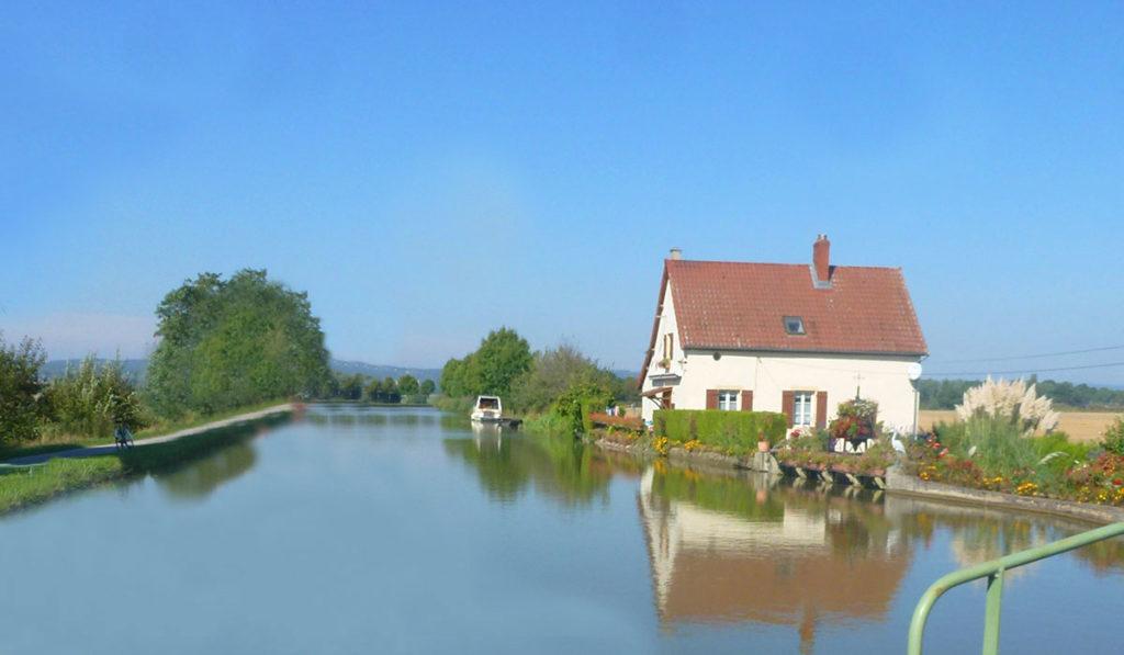 idée week-end sortie en vélo en Bourgogne