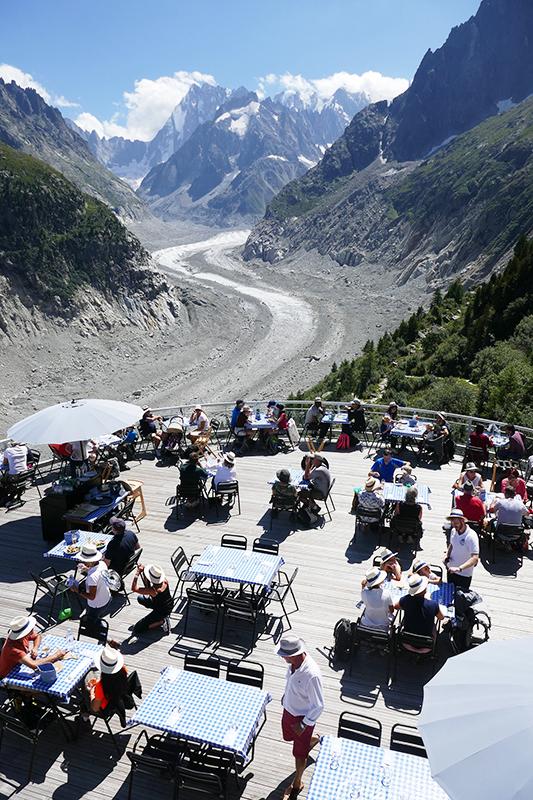 sorties famille Haute-Savoie mer de glace Chamonix