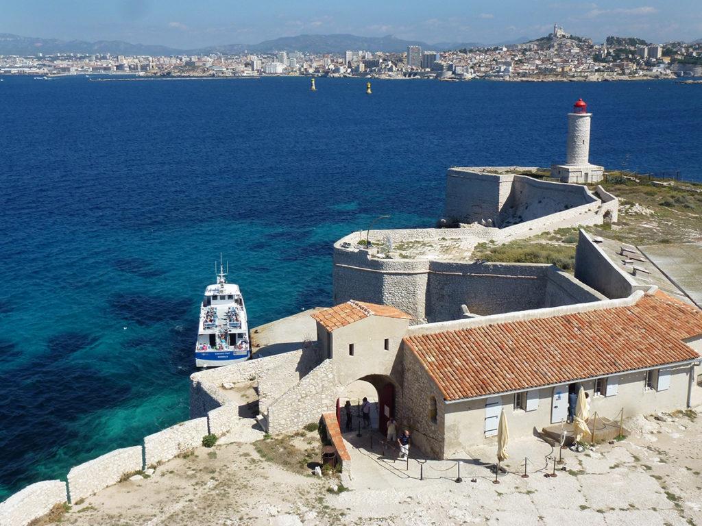 Sortie en mer à Marseille week-end