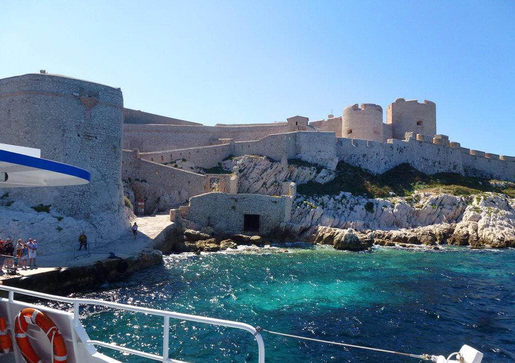 Sortie à Marseille et balade en mer