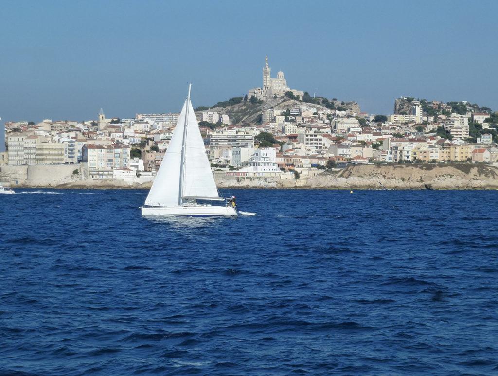 balade en mer à Marseille idée week-end