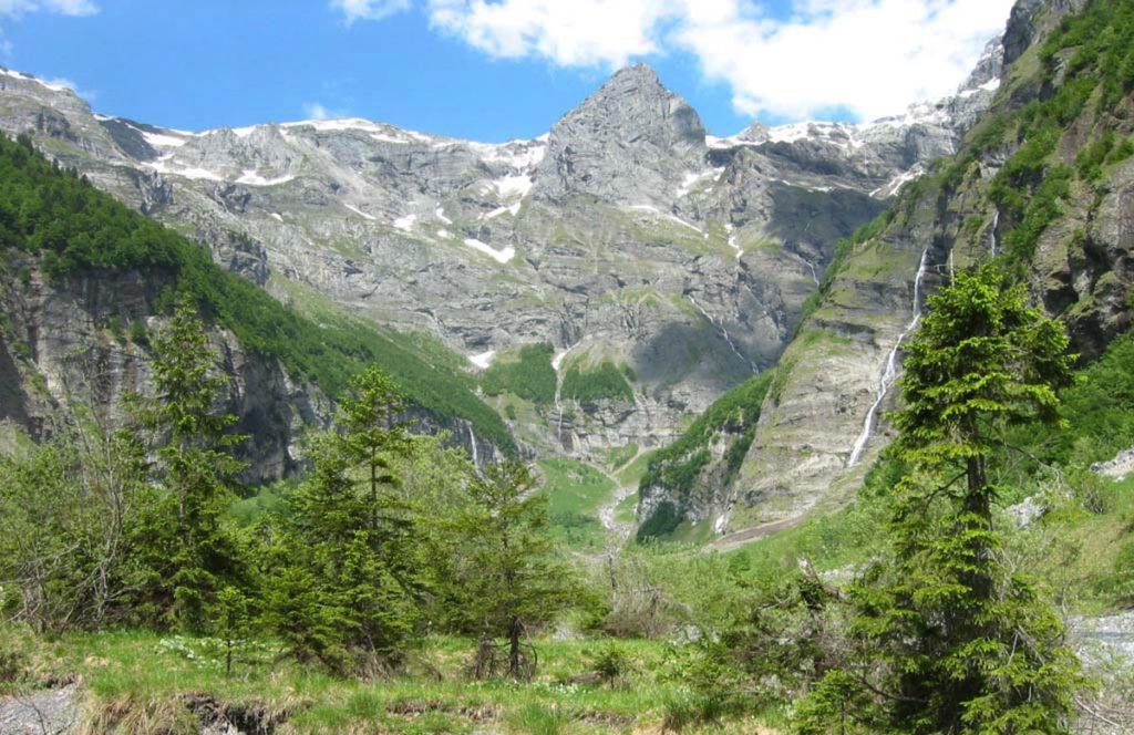 sortie et balade en Haute-Savoie le cirque du Fer à cheval