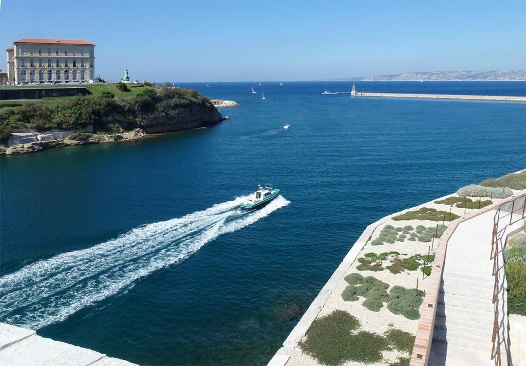 sortie au Palais Pharo en week-end à Marseille