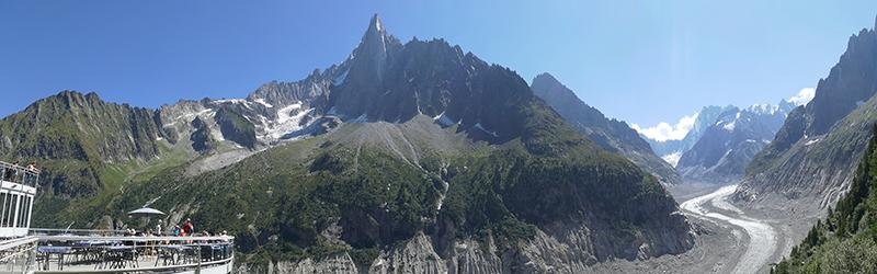 sorties Haute-Savoie les Drus Chamonix