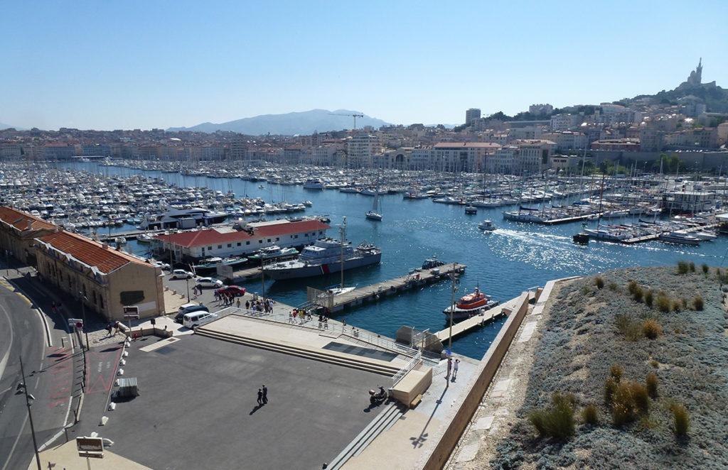sortie en week-end à Marseille