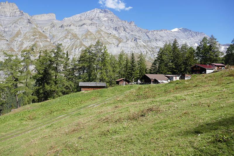 alpage loeche-les-bains week-end suisse