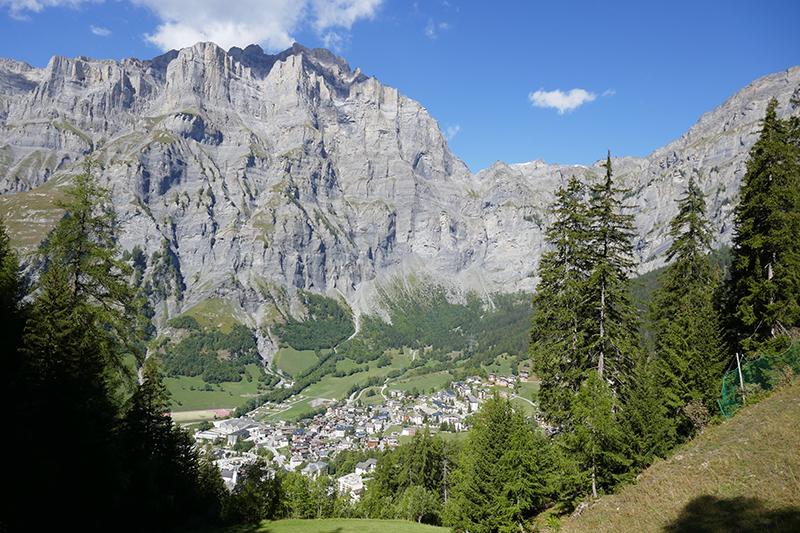 loeche-les-bains week-end valais suisse