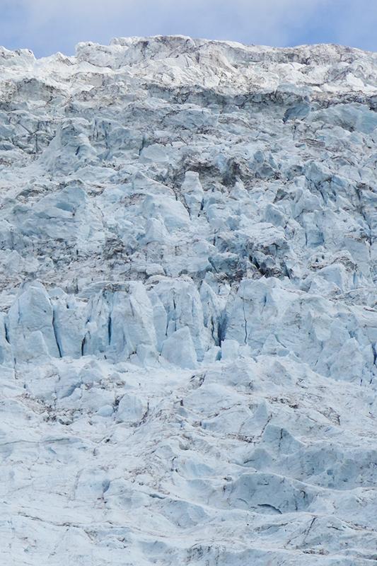 sorties haute-savoie le glacier des bossons