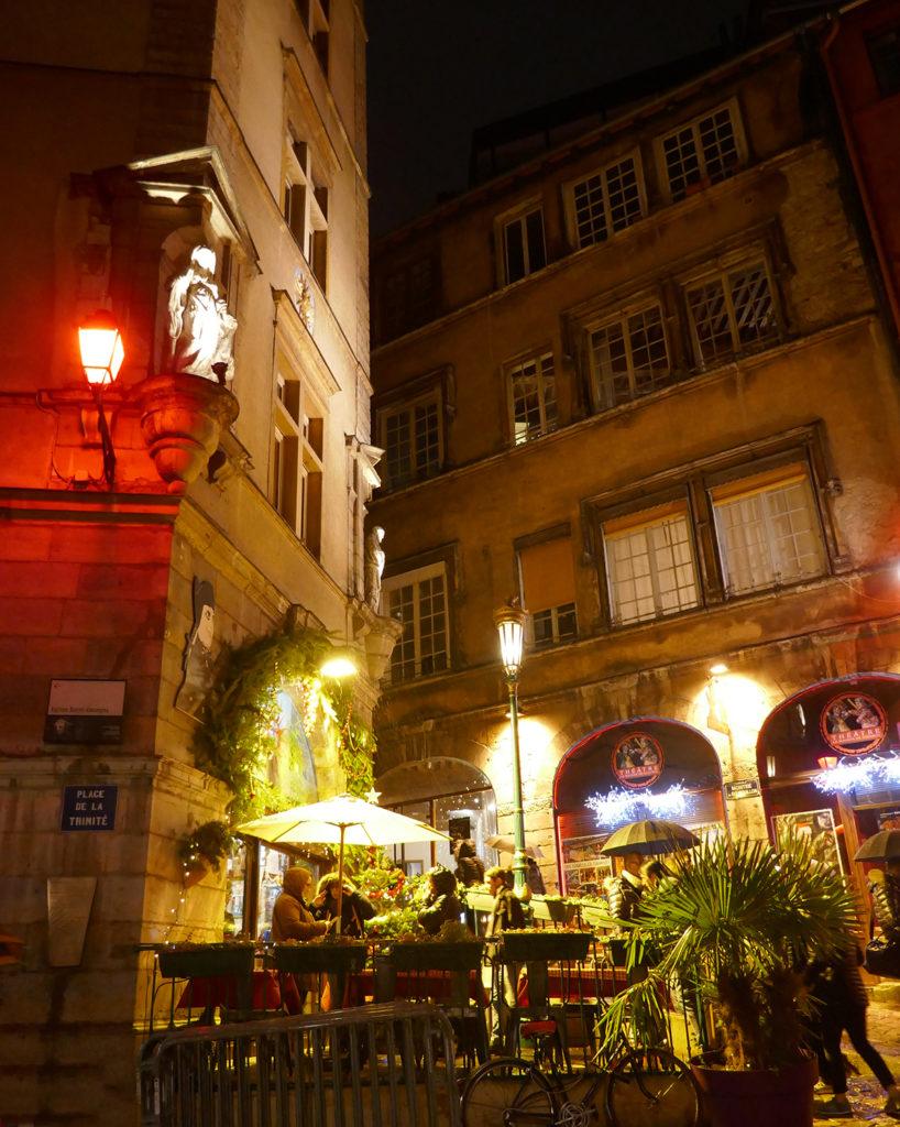 week-end Lyon