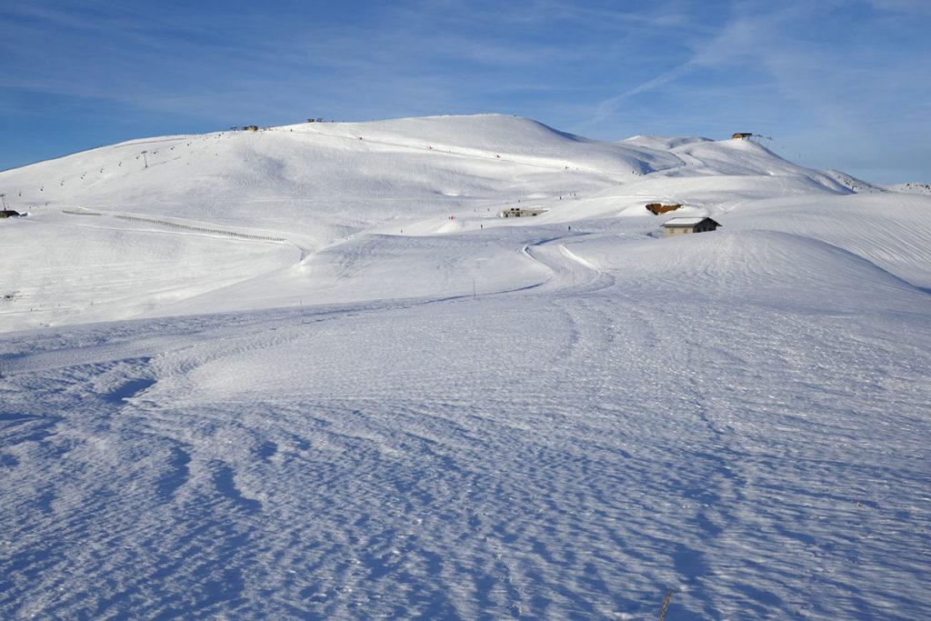 le mont clocher randonnée aux Saisies