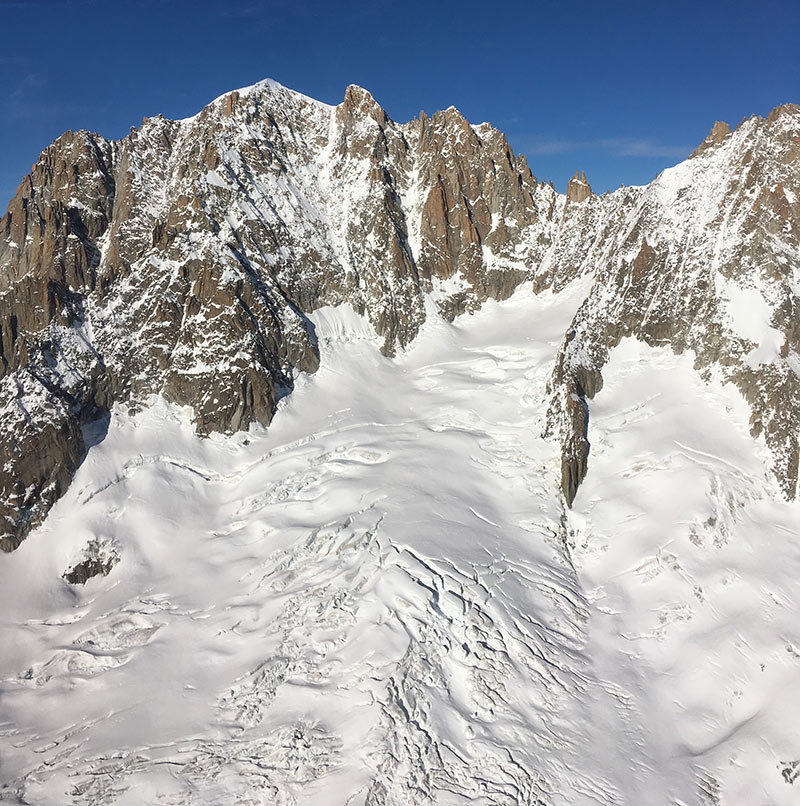 chamonix alpes visite france
