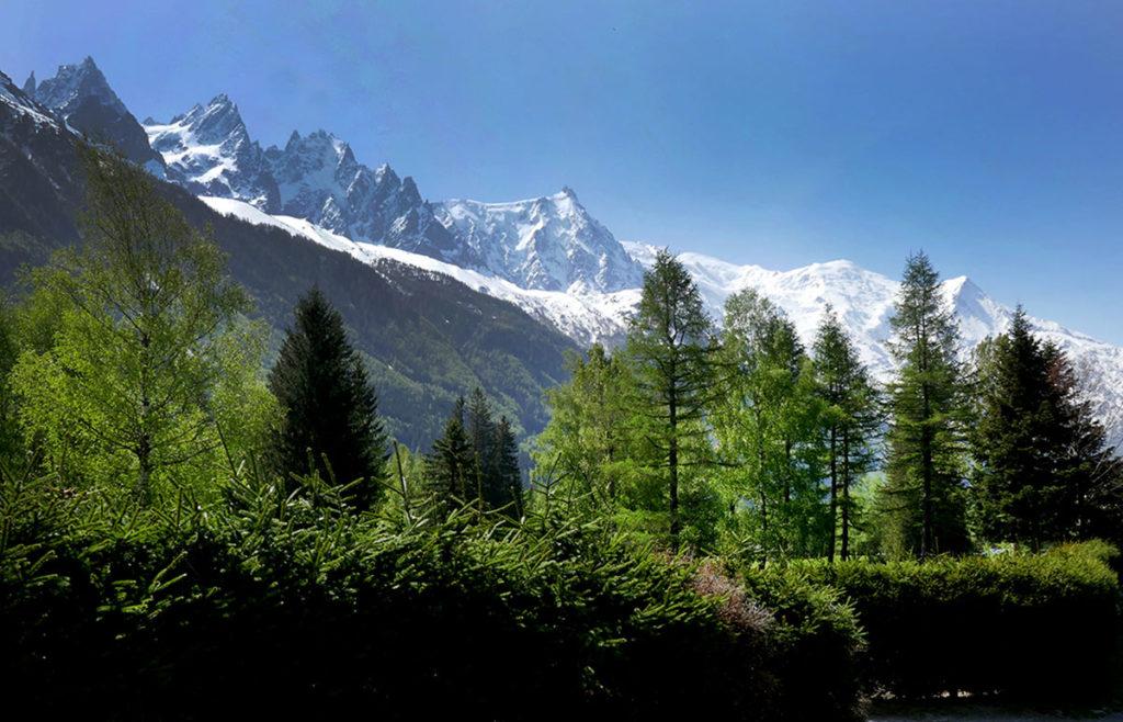 chamonix france visite mont-blanc