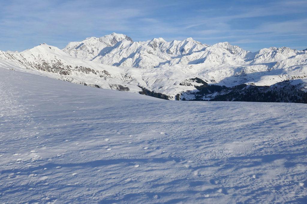 Les Saisies : randonnée au Mont-Clocher