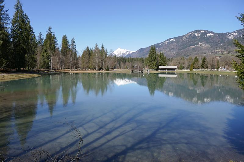 balade lac de Samoens haute-savoie