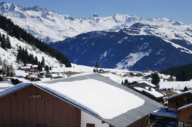 Savoie : balade au col des Saisies