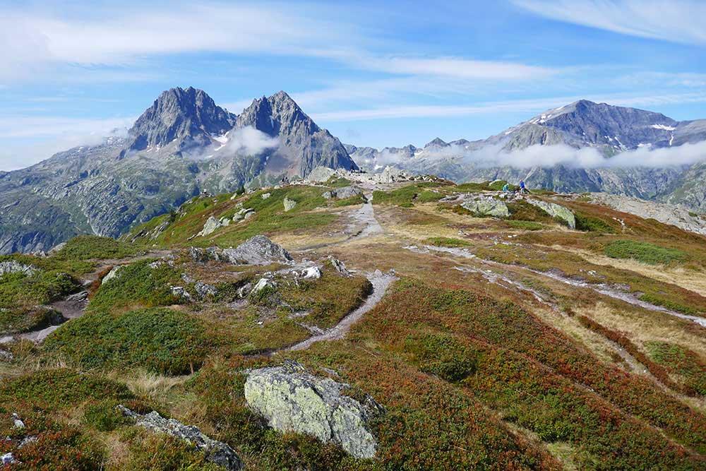 les plus belles randonnées haute-savoie aiguillette des posettes