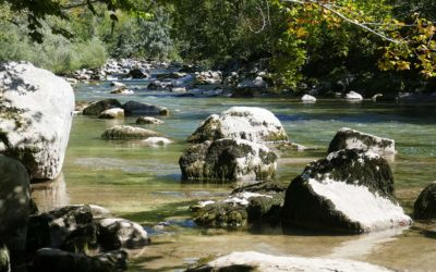 Le Chaos du Chéran : boucle du Pont de l'Abîme