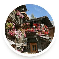 location haute-savoie chalet appartement