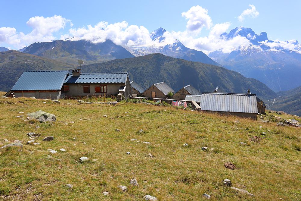 balade haute-savoie rando mont-blanc vallorcine pays du Mont-Blanc