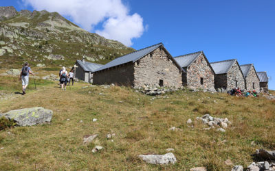 Vallorcine : randonnée aux chalets de la Loriaz