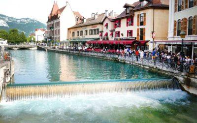 Annecy : balade entre patrimoine et nature