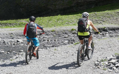 Balades faciles en VTT en Haute-Savoie