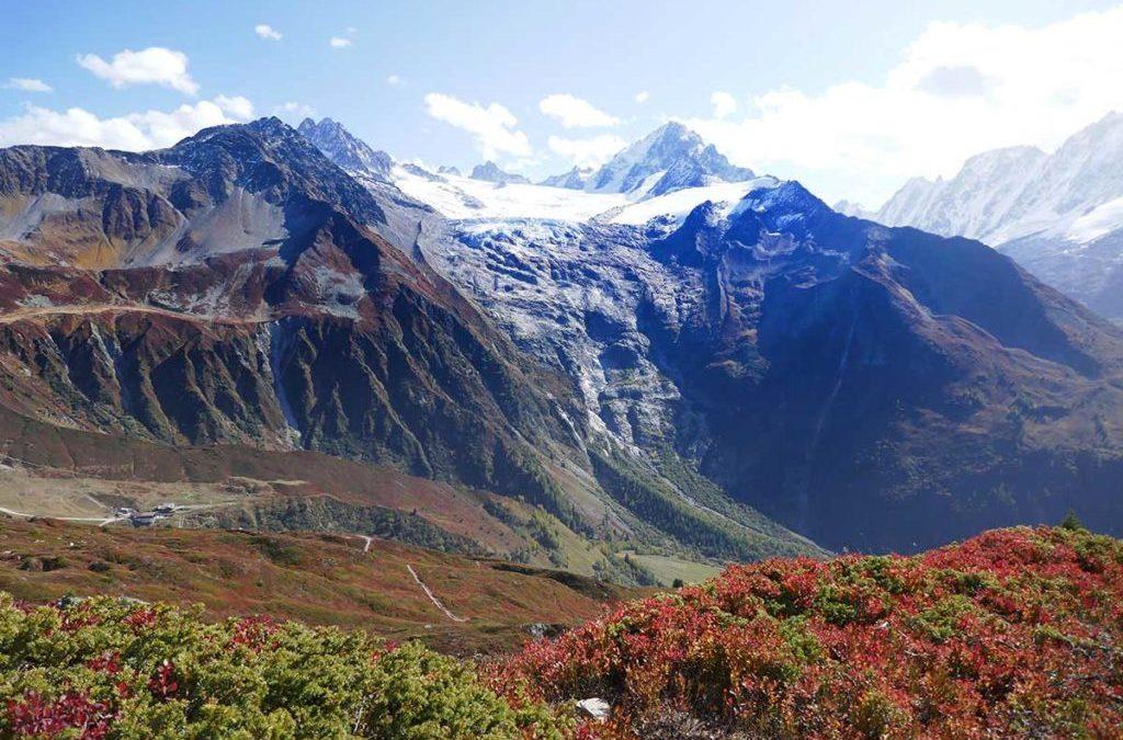 Argentière, village du Tour : randonnée à l'Aiguillette des Posettes