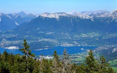 Le plateau du Semnoz : une balade panoramique