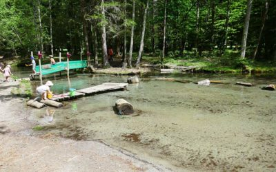 Chamonix : le Paradis des Praz une jolie sortie en famille