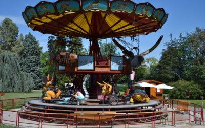 Genève : balade au Jardin botanique