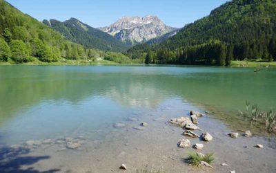 Haute-Savoie : les lacs de montagne accessibles à tous